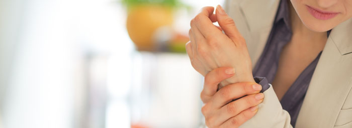 wrist & hand pain treatments
